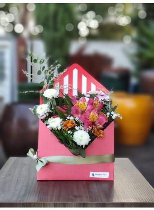 Envelope de Flores Mistas